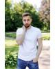 Купити чоловічу футболку Casual футболка (біла)  в Україні від Галичанка фото 2