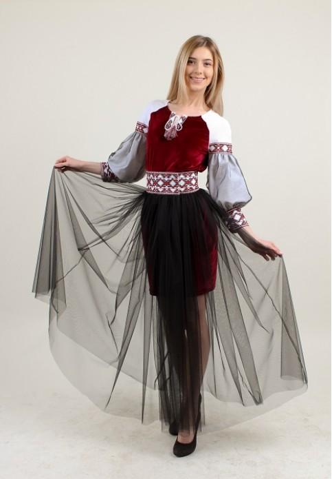 Олена - жін.плаття ексклюзив Олена Wdr-094 фото 1