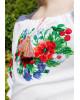 Вишиванка для дівчинки Василинка  (бязь) – купити в Україні від Галичанка фото 2