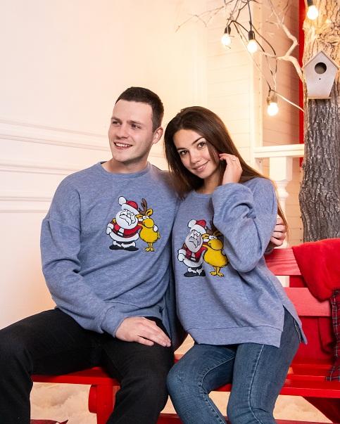 Купити світшот вишитий Друзі в Україні від виробника Галичанка фото 1