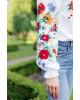 Купити жіночу вишиту сорочку Наше літо бохо(біла)в Україні від Галичанка фото 3