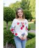 Купити жіночу вишиту сорочку Солов'їна пісня бохо (біла)в Україні від Галичанка фото 1