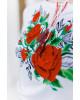 Купити жіночу футболку вишиванку  Моніка   (біла) в Україні від Галичанка фото 2