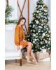 Купити вишиту сукню Скіфія (золота) в Україні від виробника Галичанка фото 3