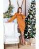 Купити вишиту сукню Скіфія (золота) в Україні від виробника Галичанка фото 1
