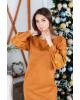 Купити вишиту сукню Скіфія (золота) в Україні від виробника Галичанка фото 4