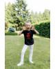 Дитяча футболка Casual Місто Лева (чорна) – купити в Україні від Галичанка фото 1
