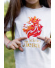 Дитяча футболка Casual Місто Лева (біла) – купити в Україні від Галичанка фото 2