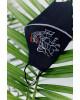 Купити захисну маску  Куми до Куми (чорна) в Україні від виробника Галичанка фото 2