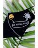 Купити захисну маску НЕ КОРОНА БРО (чорна) в Україні від виробника Галичанка фото 2