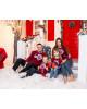 """Купити парні вишиванки Сімейний лук """"Зимова історія"""" в Україні від Галичанка фото 1"""